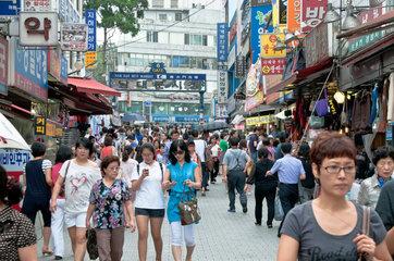 Nam Dae Mun - Marktviertel