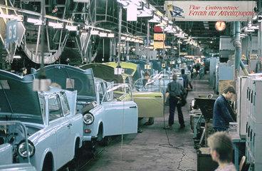 Trabant-Produktion