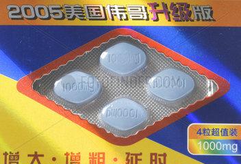 gefaelschte Viagra-Pillen