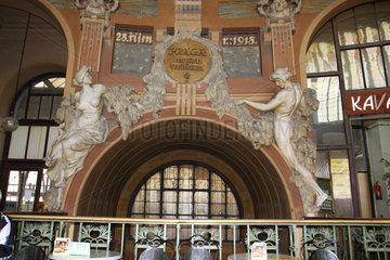 Bahnhof von Prag