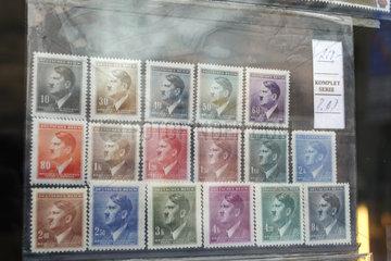 Deutsches Reich Briefmarken Serie