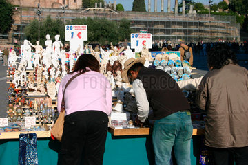 Italy  Rome - Souvenirs