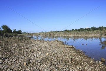 The Loire river near Blois Loir-et-Cher France