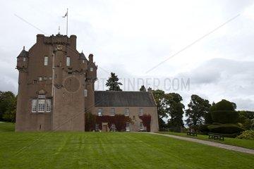 Crathes Castle Highland Scotland UK