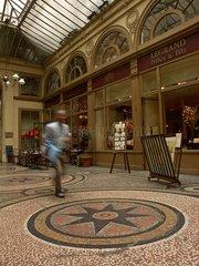 Galerie Vivienne. 2 ème arrondissement. Passage