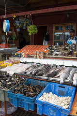 Fish Market Anjelmo - Puerto Montt Chile