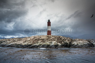 Les Eclaireurs Lighthouse - Beagle Channel Ushaia Argentina