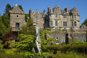 Torosay Castle - Mull island Hebrides Scotland