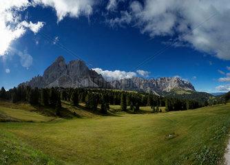 Peitlerkofel  Dolomites  Italy