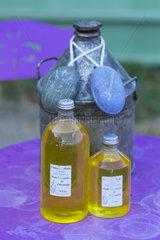 Lavender (lavandin) Oil Products  Valensole Plateau  Alpes Haute Provence  France  Europe