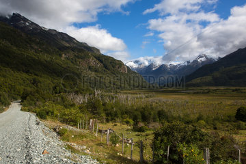 Explorers Valley - Patagonia Chile