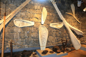 Museum of the Sperm Whale hunting  Lages of Pico  Azores  Portugal