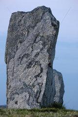 Standing Stones  Callanish  Isle of Lewis  Hebrides  Scotland