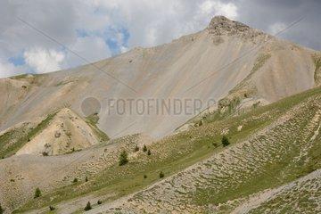 La Casse deserte - Izoard pass Queyras Alps France