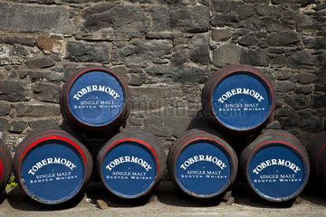 Ledaig Distillery - Tobermory Mull island Hebrides Scotland