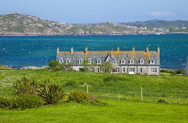 Bishop's House - Iona island Inner Hebrides Scotland