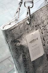 Fish skin handbag - Iceland