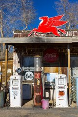 Hackberry General Store  Hackberry  U.S. Route 66 (US 66 or Route 66)  Arizona  USA  América