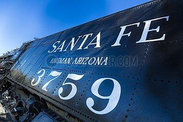 Kingman  U.S. Route 66 (US 66 or Route 66)  Arizona  USA  América
