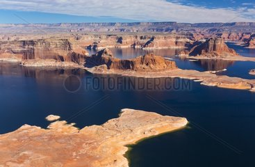 Lake Powell  Page  Arizona - Utah  Usa  America