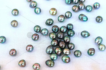 French Polynesia provenance cultured pearls