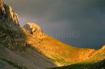 Pic du Lenito Vallée de Echo Aragon Espagne
