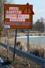 Accès interdit des étangs de la Dombes infectés par le H5N1