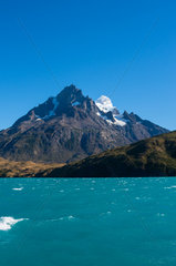 Pehoe Lake and Cerro Paine Grande - Patagonia Chile