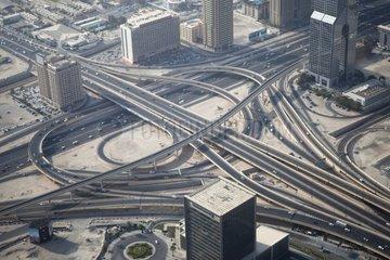 Exchanger motorway - Dubai United Arab Emirates