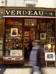 Boutique photo Verdeau  passage Verdeau