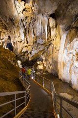 Arrikrutz cave  Oñati  Gipuzkoa  The Basque Country  Spain  Europe