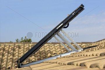Solar panel Provence France [AT]