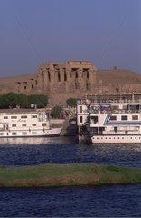 Egypte  les bords du Nil