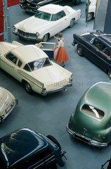 Musée de la voiture à Bruxelles