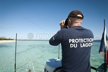Lagoon Protection officer - New Caledonia