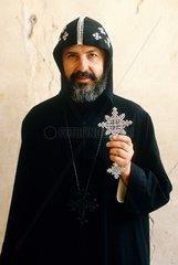 Abba Athanasios  prêtre Copte