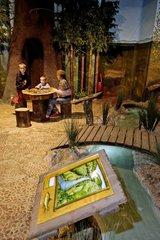 La Forêt Mystérieuse  exposition interactive pour enfants