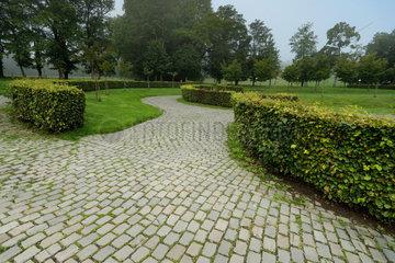 Parking Facilities  Sart-Tilman  Belgium