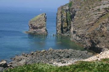 Cliffs of Frehel Cape Côtes-d'Armor France