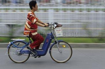 Electric Bicycle Beijing China