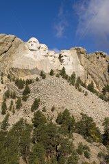 Mount Rushmore Keystone Black Hills South Dakota