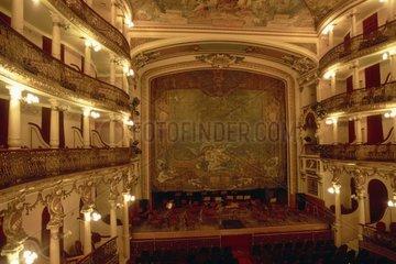 Opera of Manaus Amazonas Brésil