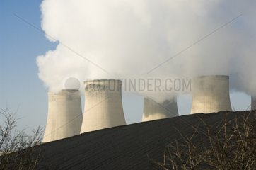 Coal-fired power station of Ratcliffe-on-Soar England