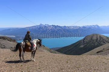 Cavalier and Chilko Lake - Park Tsylos Rockies Canada