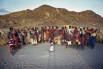 The last remaining tribal people of the El Molo Tribe