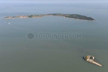 Fort Enet and Ile d'Aix - Poitou-Charentes France