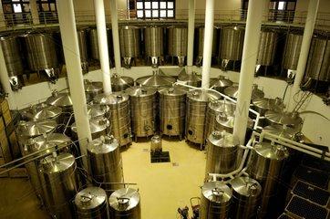 Cellars Wine estate Vergelegen in South Africa