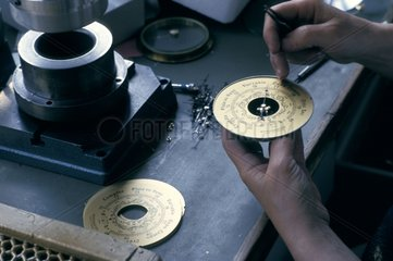 Manufacturing of barometers France