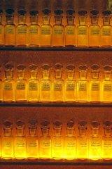 Reconstitution d'un orgue de parfumeur