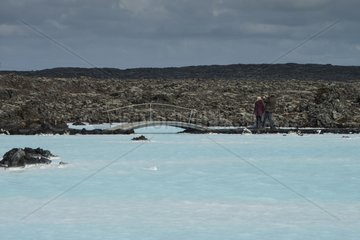 Blue Lagoon Thermal area - Iceland